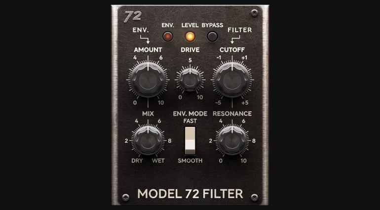 Softube Model 72 Amp Room