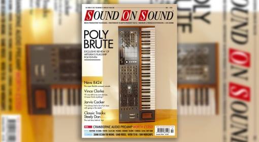 Arturia Polybrute - Sound On Sound Cover