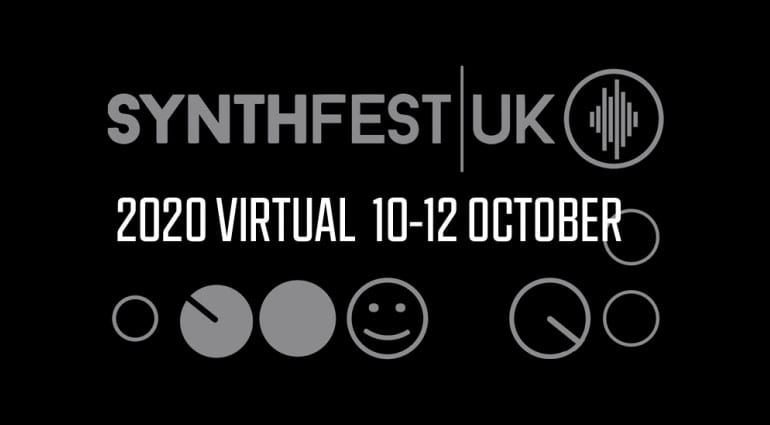 SynthFest UK 2020 goes virtual with a 48 hour online event