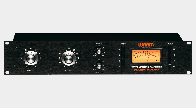 Warm Audio WA-76 1176 compressor clone