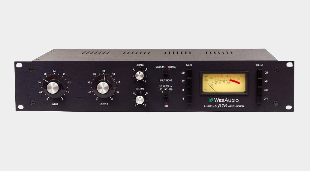 WES Audio Beta76 1176 compressor clone