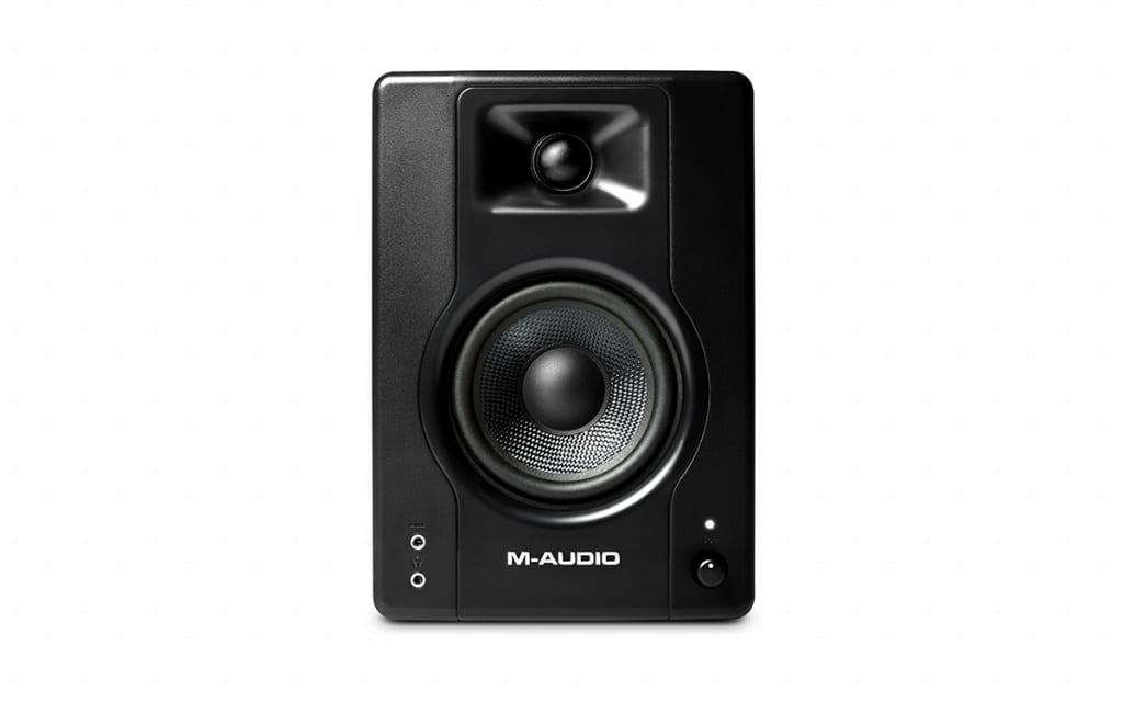 M-Audio BX4 front