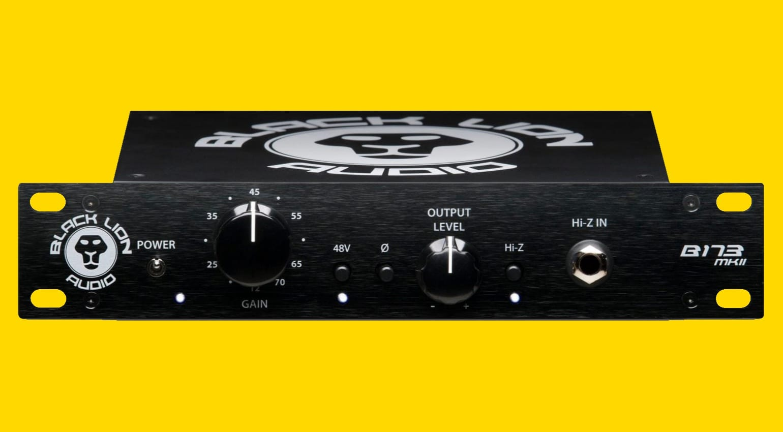 Black Lion Audio B173 mkii