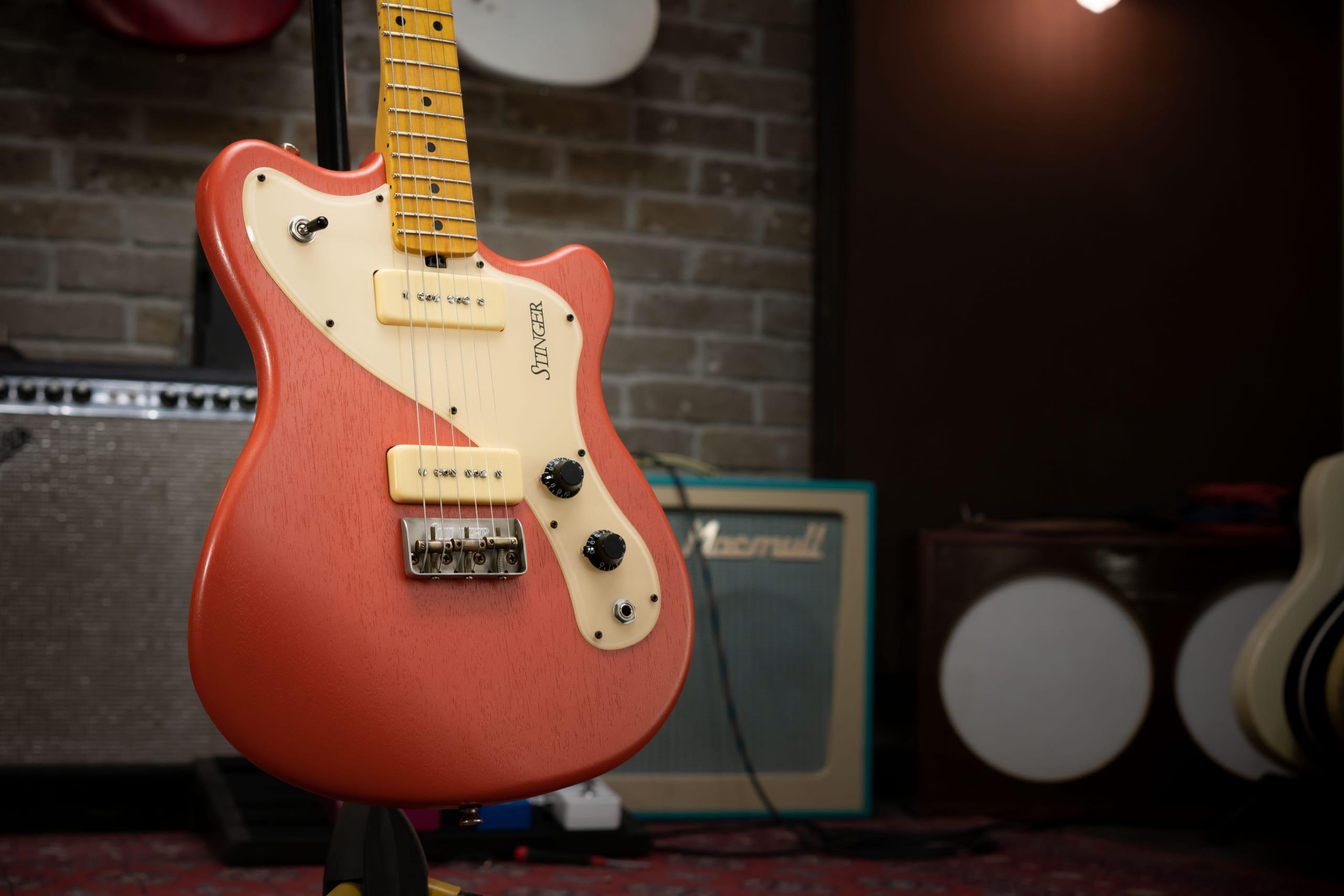 Macmull Custom Guitars The Stinger
