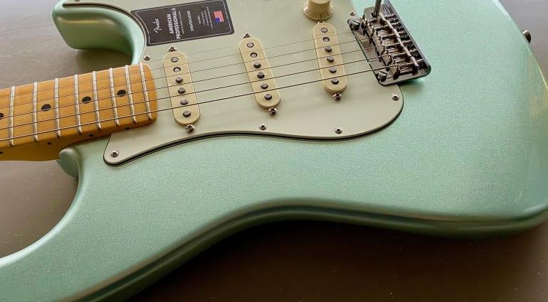 Fender American Professional II Stratocaster