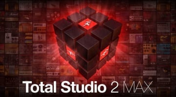 IK Multimedia Total Studio 2 Max deal