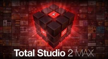 IK Multimedia Total Studio 2 Max deal