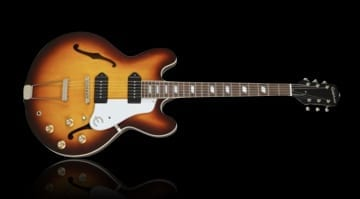 New Epiphone USA Casino with P90s and more