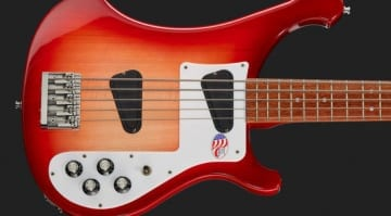 Rickenbacker 4003S5 bass deal