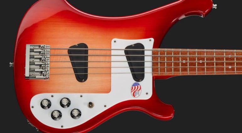 Rickenbacker 4003S5 bass deal