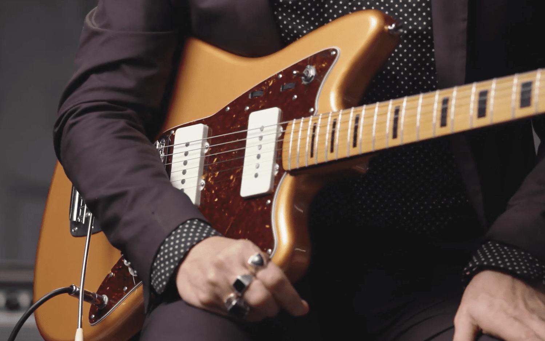 Fender Troy Van Leeuwen Copper Age Jazzmaster