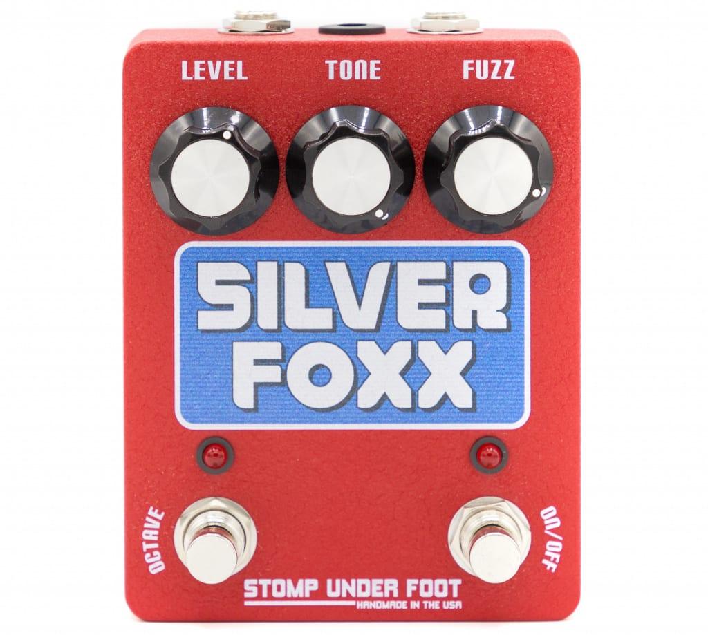 Stomp Under Foot Silver Foxx