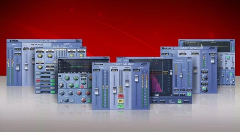 Sonnox plug-ins