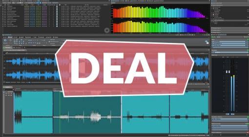 Steinberg WaveLab Elements Pro deal discount
