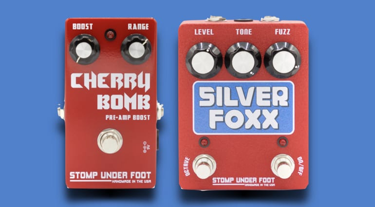 Stomp Under Foot Silver Foxx and Cherry Bomb
