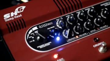 Taurus Stomp-Head 6.CE pedalboard amplifier