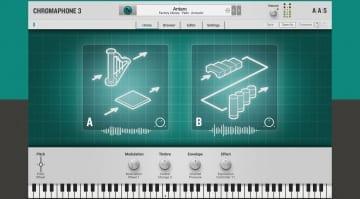 Applied Acoustics Chromaphone 3