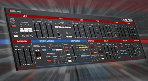 Cherry Audio DCO-106