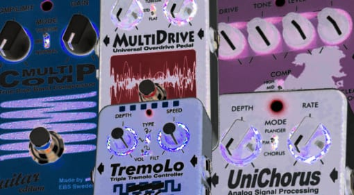 Another amazing EBS pedal deal
