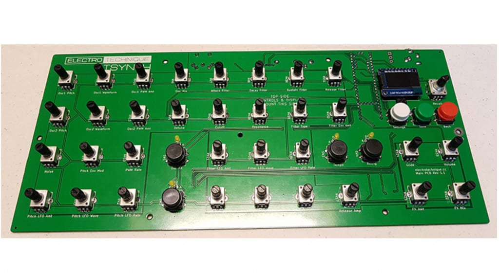 ElectroTechnique TSynth