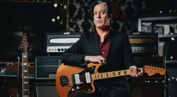 The Fender Troy Van Leeuwen Jazzmaster in Copper Age is now officially available