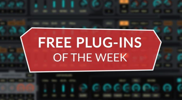 Free plug-ins 10/25