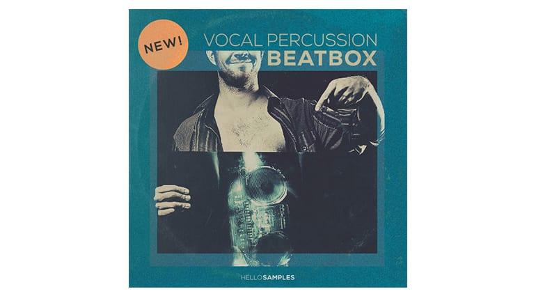 hellosamples beatbox vocal percussion sample pack artwork
