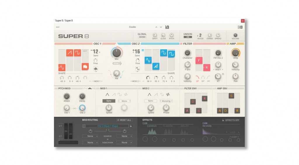 Native Instruments Super 8