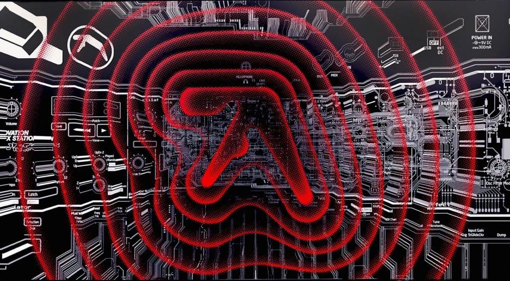 Novation Aphex Twin tease