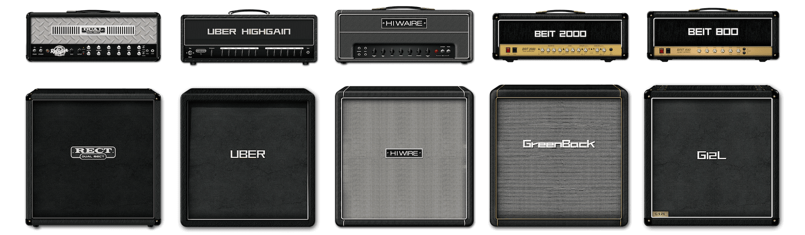 NUX's TSAC-HD is used to model all your favourite amp types
