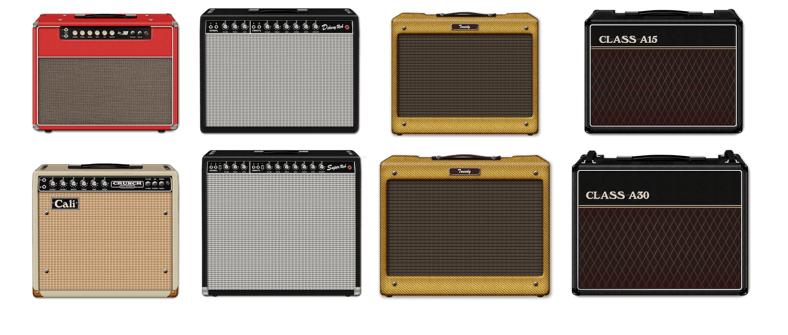 The NUX MG-300 has enough amps to keep you busy