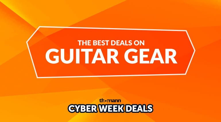 Thomann Cyber Weeks Guitar Gear Deals