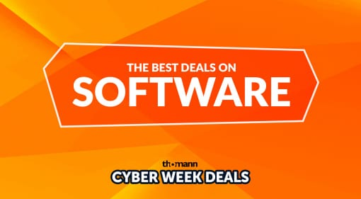 Thomann Cyber Week: The best deals on software