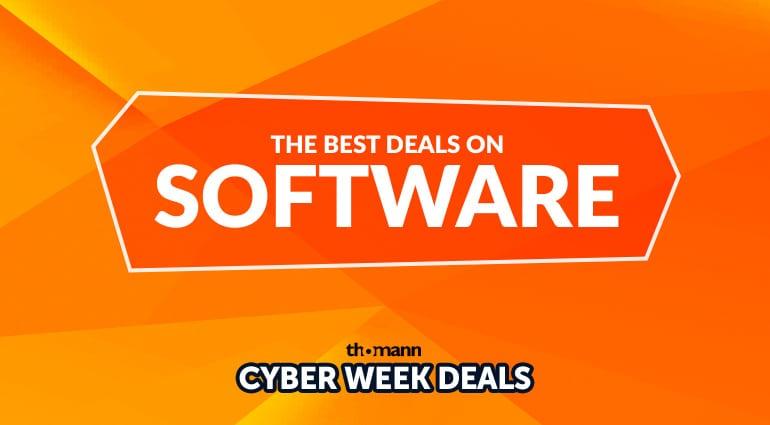 Thomann Cyber Week: The best deals on software