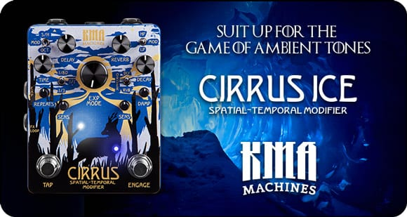 KMA Audio Machines Limited Edition Cirrus ICE