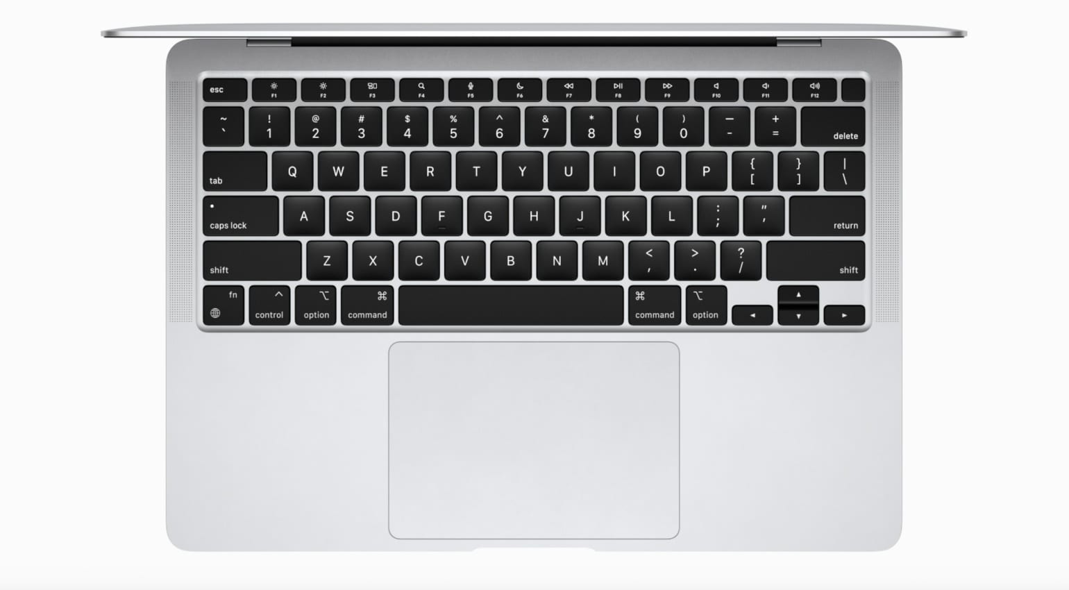 Apple MacBook Air M1 2020 - Keyboard