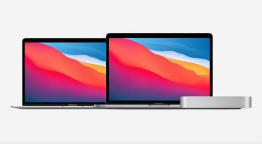Apple MacBook Air MacBook Pro 13 Mac Mini 2020 M1