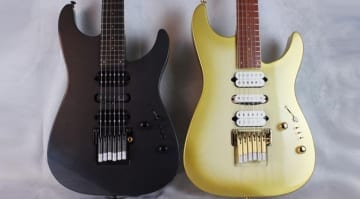B3's new UltraModern 24 takes headless guitar to the extreme