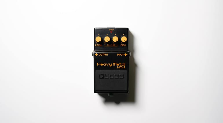 BOSS HM-2 coming soon to Waza Craft