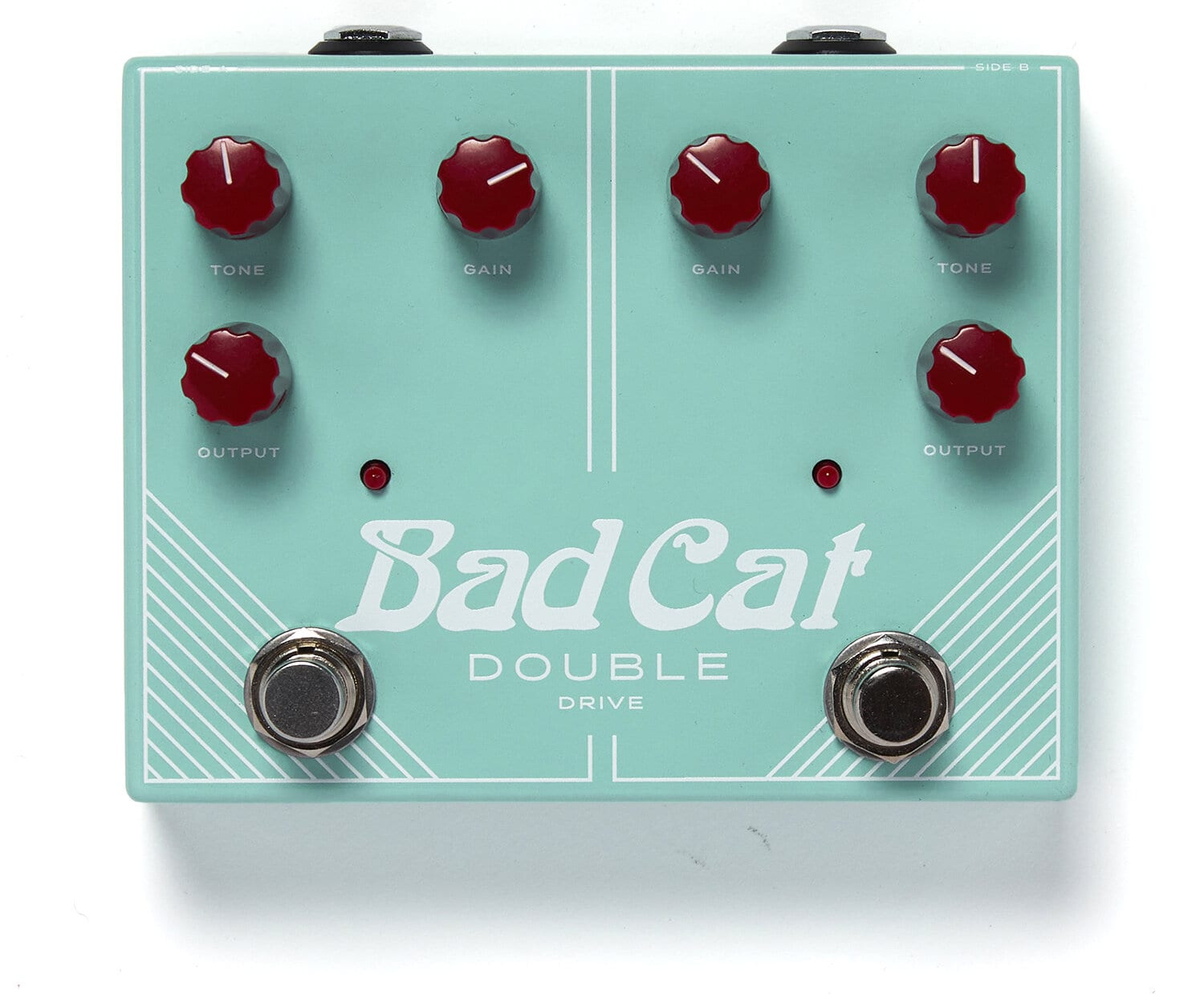 Bad Cat Double Drive dual channel overdrive