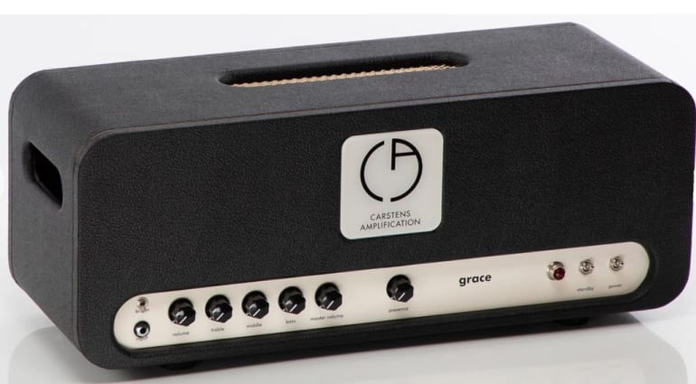 Billy Corgan Grace signature amp by Carstens Amplification