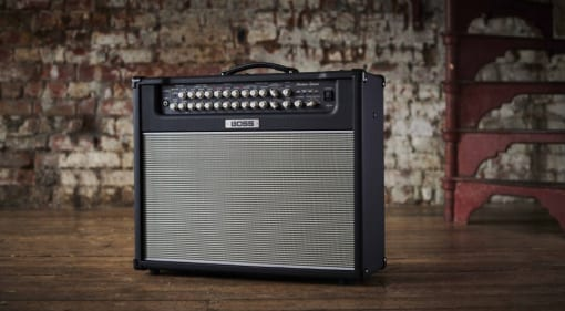 Boss Nextone Special new amps that emulate classic power tube configurations