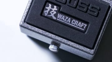 Boss teasing new Waza Craft pedal, is it an FZ-2 Hyper Fuzz?