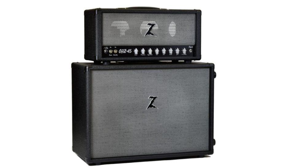 CAZ-45 guitar amp head