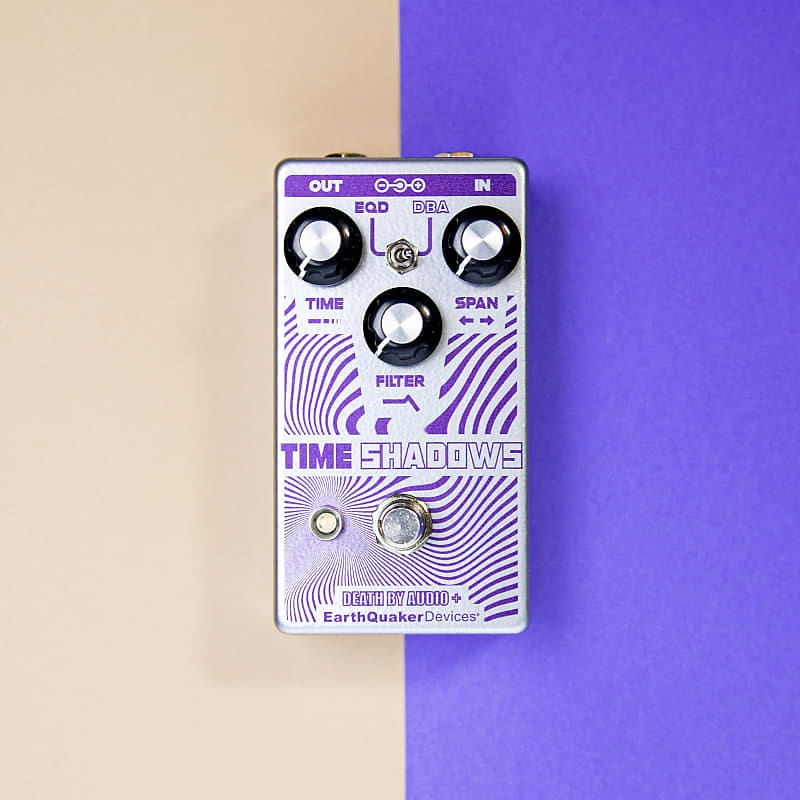 EarthQuaker Devices & Death By Audio - Time Shadows - Pedal Movie Exclusive