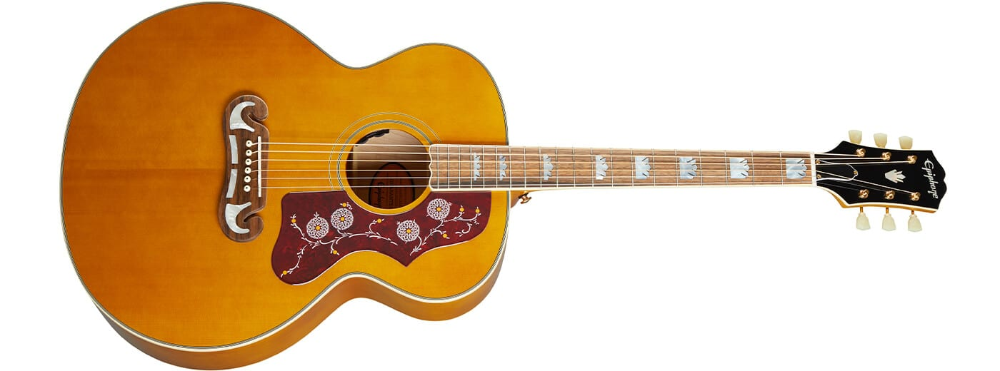 Epiphone Inspired By Gibson J-200