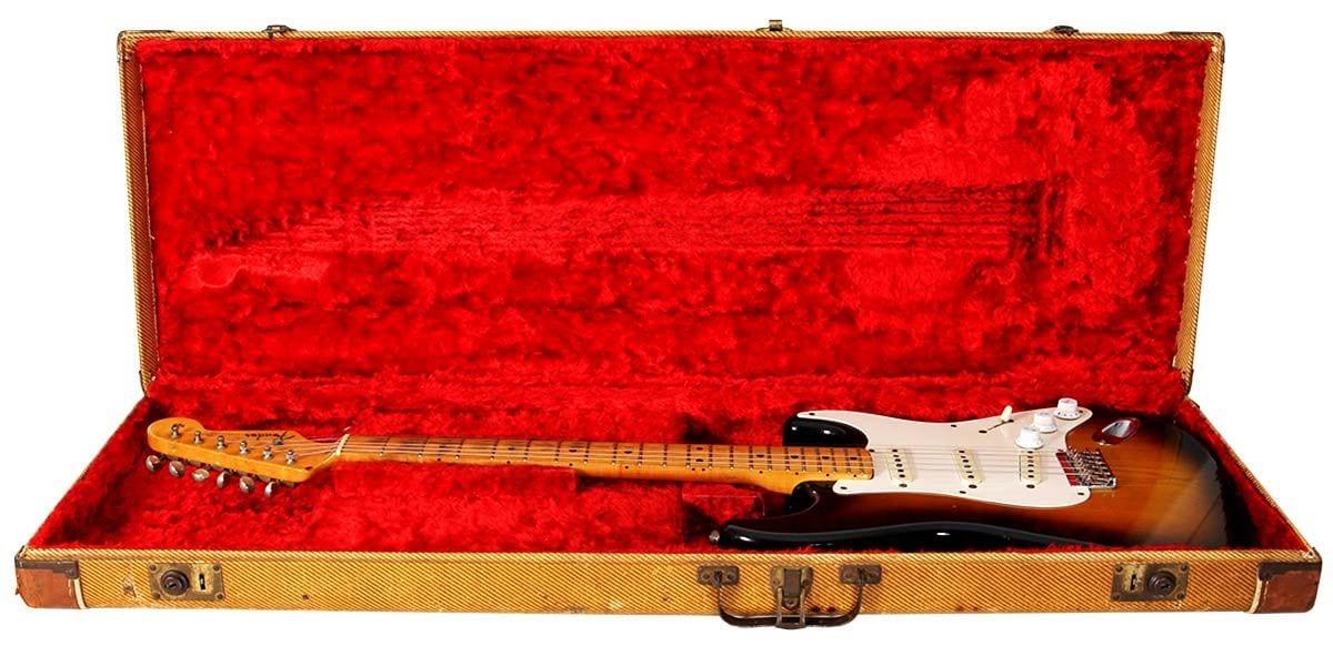 "Eric Clapton's 1954 Fender Stratocaster ""Slowhand"""