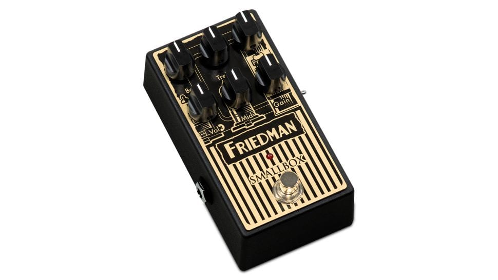 Friedman Smallbox with Gain Structure switch
