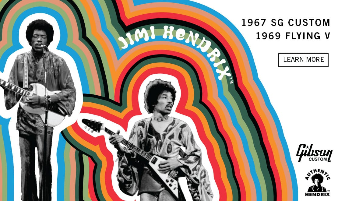 Gibson Jimi Hendrix