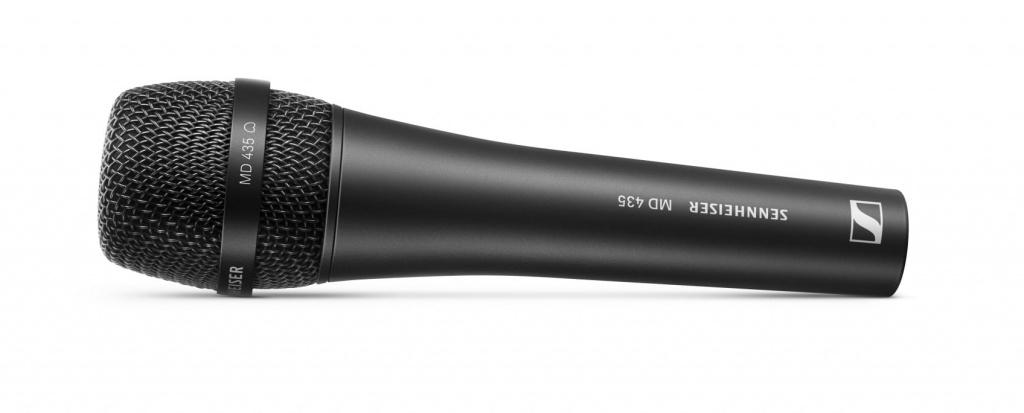 Sennheiser MD 435 premium live vocal microphone